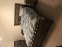 Ashley western style bedroom set in 29 Palms, California