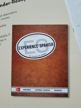 SPA 111, 112, 113 Spanish Textbook in Camp Lejeune, North Carolina