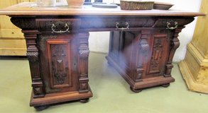 Parlor Desk and Chair from the Mid 1800s in Ramstein, Germany