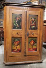 Hand Made and Hand Painted in 1828 Closet Perfect for Entryway in Ramstein, Germany