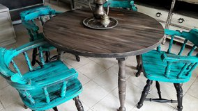 Rustic Dining Set in Houston, Texas