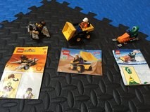 3 Lego Sets from 2000 in Ramstein, Germany