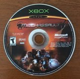 Mech Assault, Xbox in Fort Leonard Wood, Missouri