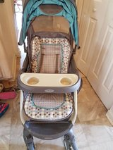 Almost new stroller and car seat in Fort Polk, Louisiana