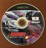Burnout 2, Xbox in Fort Leonard Wood, Missouri