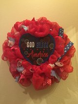 Memorial Day / 4th of July Wreaths in Tampa, Florida