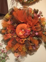 Thanksgiving Wreath in Tampa, Florida