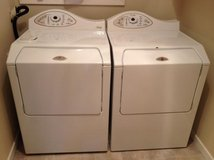 Maytag Neptune Washer and Dryer in Temecula, California
