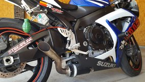 FS/FT GSX-R750 in Norfolk, Virginia