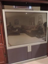 "60"" Phillips HD Rear Projection TV in Quantico, Virginia"
