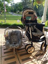 Graco Metrolite Travel System (car seat and stroller) in Fort Rucker, Alabama