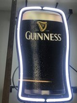 Guinness Sign in Beaufort, South Carolina
