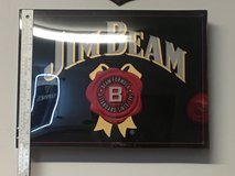 Jim Beam lighted Sign in Beaufort, South Carolina