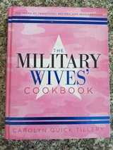 The Military Wives Cookbook in Travis AFB, California