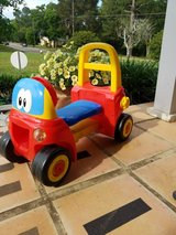 Little Tikes Cozy Coupe Push and Ride Walker in Fort Rucker, Alabama