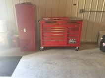 Mac Tool Box Tech 1000 with side Locker in Great Lakes, Illinois