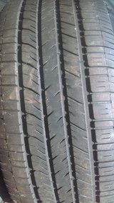 Pair (2) of 265/60R17 Goodyear Tires in Beaufort, South Carolina