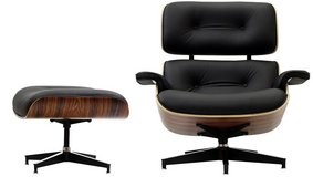 Eames Lounge Chair and Ottoman - Original Specs in Los Angeles, California