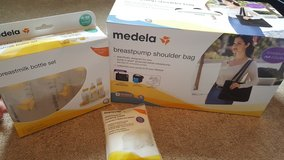 Medela storage bag in Fort Carson, Colorado