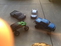 Traxxas Slash and skully Monster Truck RC's in Oceanside, California