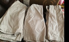 Boys uniform shorts in Savannah, Georgia