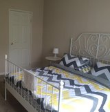 Ikea  king size bed in Joliet, Illinois