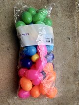 Bags of Easter Eggs in Joliet, Illinois