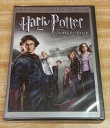 HARRY POTTER YEAR 4 TWO-DISC SPECIAL EDITION in Columbus, Georgia