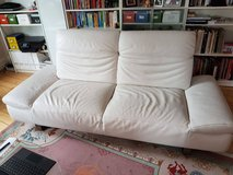 Italian Leather Sofa and Love Seat in Heidelberg, GE