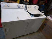 GE washer and dryer set in Fort Knox, Kentucky