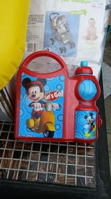 Mickey Mouse lunch box in Stuttgart, GE