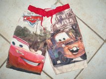 Lightning McQueen swim trunks size 8 in Stuttgart, GE