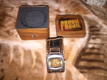 Fossil Watch (Leather Brown) REDUCED!!! in Wiesbaden, GE