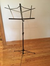 music stand in Elgin, Illinois