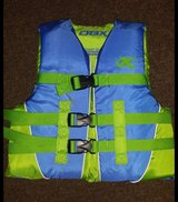"""DBX Vector"" Youth life vest / New with Tags in Aurora, Illinois"