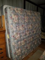 Nice King pillows top mattress& boxsprings set in Fort Leonard Wood, Missouri