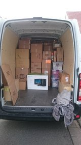LOCAL  MOVES WITH U.T.A MOVERS AND TRANSPORT in Ramstein, Germany