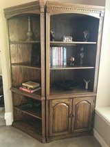 4 Piece Oak Wall Unit in Baytown, Texas