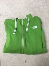 North Face Zip-up Size M in St. Charles, Illinois