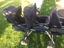 LOWER PRICE Peg Perego Triple stroller in Chicago, Illinois