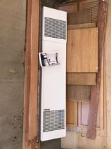 Williams Double-sided electric wall heater - Model #3144030 in Yucca Valley, California