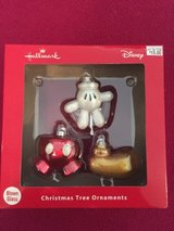 mickey mouse ornament in Wheaton, Illinois