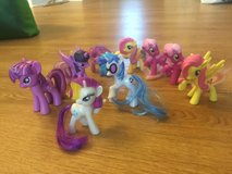 9 Little My Little Ponies in Camp Lejeune, North Carolina
