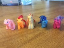 5 Little My Little Ponies in Camp Lejeune, North Carolina