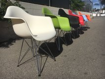 Eames Style Eiffel Armchair - 6 Colors Available in Los Angeles, California