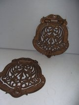Antique Cast Iron Register Covers in Byron, Georgia