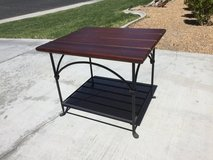 End Table in Fort Irwin, California