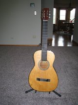 Vintage Harmony Parlor Classical (Nylon) String Guitar in Glendale Heights, Illinois