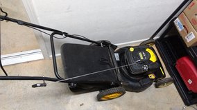Lawn mower in bookoo, US