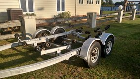 2008 Drive On Boat Trailer-Reduced in Camp Lejeune, North Carolina